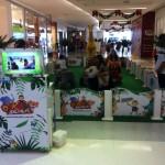 Kid Safari Pelúcias Motorizadas